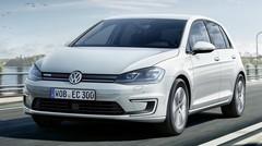 Volkwagen e-Golf: 200km