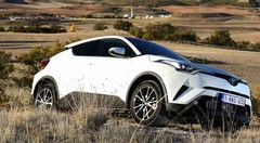 Essai Toyota C-HR : le petit dernier qui voit grand