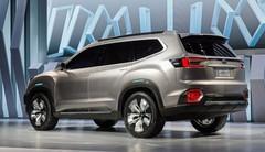 Subaru Viziv-7, SUV familial en devenir