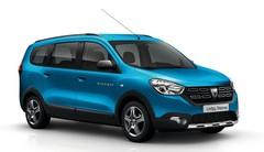 Dacia Lodgy et Dokker: petite mise à jour