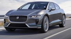 Jaguar I-Pace concept : sur les routes en 2018