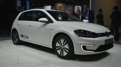 Volkswagen e-Golf 2017 : légères retouches et autonomie en hausse à Los Angeles
