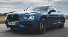 Essai Bentley Flying Spur V8 S : Flying carpet