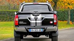 Nissan Navara Premium Edition : une série limitée à 250 exemplaires