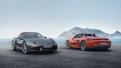 Pas de « petite » Porsche sous les 718 et le Macan