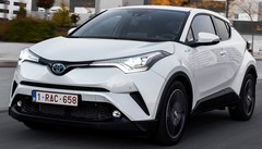 Essai Toyota C-HR : Délire rationnel