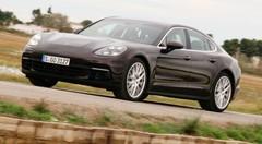 Essai Porsche Panamera : rouler plus vite pour consommer moins