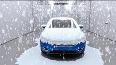 Simulateur de conditions extrêmes Ford