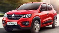 Renault et Dacia disent non au Kwid en Europe