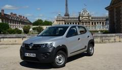 La Dacia Kwid ne sera pas commercialisée en Europe