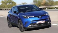 Essai Toyota C-HR VVT-i Hybrid Graphic 2017 : Objet de séduction