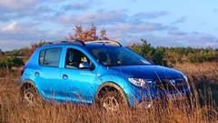 Essai Dacia Duster EDC et Sandero Stepway