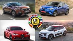 Deux françaises en finale pour l'élection de la voiture de l'année 2017