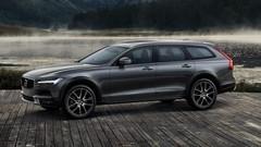 Le V90 Cross Country de Volvo annonce ses prix