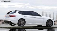 Alfa Romeo Giulia Break