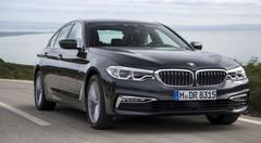 Essai BMW Série 5 (2017) : maître à bord, mais pas tout le temps