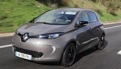 Essai Renault Zoe Z.E. 40 Edition One 2017 : Le double effet Kiss Cool