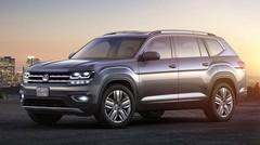 Volkswagen Atlas : Aussi en Europe ?