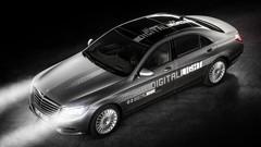 Mercedes Digital Light : 2 millions de tout petits miroirs