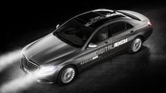 Mercedes Digital Light : réinventer le phare