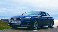 Essai Audi A5 de 2ème génération
