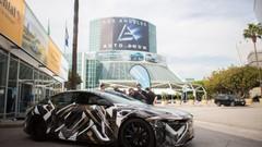 Lucid Motor Atvus, une future rivale de la Tesla Model S à Los Angeles