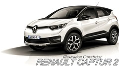 Captur, le SUV star de Renault changera en 2019!