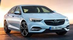 Opel Insignia Grand Sport 2017 : la berline mise sur l'élégance et le haut de gamme