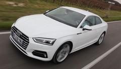 Essai Audi A5 Coupé V6 Tdi 218 Quattro design luxe 2017 : Une élégance intemporelle