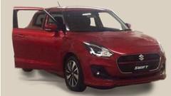 La nouvelle Suzuki Swift se dévoile !