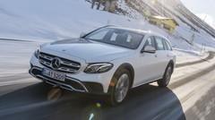 Essai Mercedes Classe E 220d All-Terrain : dernière de cordée