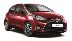 Toyota Yaris 2017 : nouvelle finition Technoline