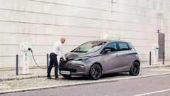 Les ventes de voitures électriques baissent à cause de la nouvelle Zoé