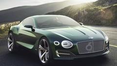 Plutôt qu'un SUV, la prochaine Bentley pourrait être un coupé