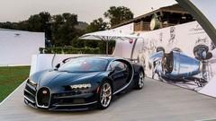 Il reste 280 Bugatti Chiron à vendre