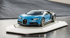 Bugatti intensifie la production de la Chiron
