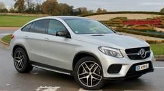 Essai Mercedes GLE Coupé 350d 4MATIC Fascination