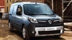 Le Renault Kangoo électrique augmente son autonomie à 270 km