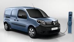 Renault Kangoo Z.E. : plus d'autonomie