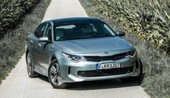 Essai Kia Optima Hybride Rechargeable