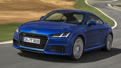 Audi TT 2.0 TDI : disponible avec la transmission Quattro