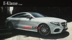 Mercedes-Benz Classe E Coupé 2017 : 1ères photos en fuite avant la présentation ce 14 décembre