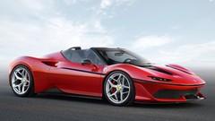 Ferrari J50 : la cerise sur le gâteau d'anniversaire japonais