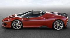 Ferrari J50 : pour les 50 ans d'existence au Japon