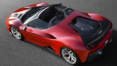 Ferrari J50 : pour le Japon