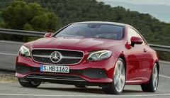 Mercedes Classe E Coupé : entre Classe C et Classe S