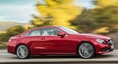 La Mercedes Classe E Coupé 2017 dévoile ses galbes