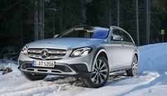 Essai Mercedes E220d All-Terrain : l'alpiniste