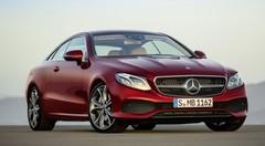 Mercedes Classe E Coupé (2017) : photos, vidéos et infos officielles