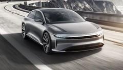 Lucid Air : la rivale de la Tesla S dévoilée aux Etats-Unis